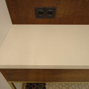 Столешница для салона - парикмахерской, камень LG HI-Macs G 101
