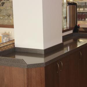 Столешница для кафе, камень LG HI-Macs G 063